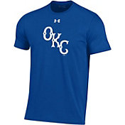 Under Armour Men's Oklahoma City Dodgers Royal Performance T-Shirt