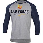 Under Armour Men's Las Vegas 51s Navy Raglan Three-Quarter Sleeve T-Shirt