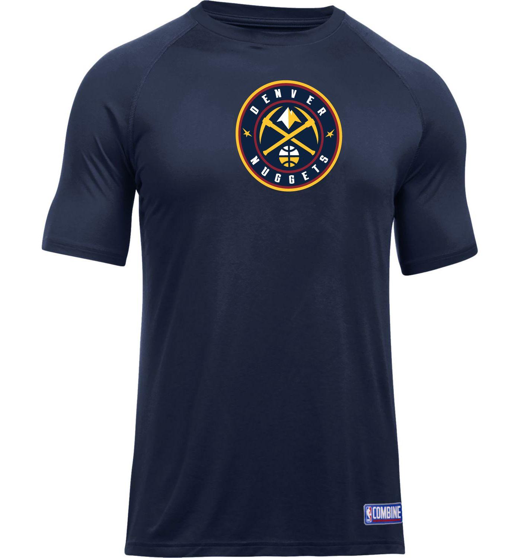 Under Armour Men's Denver Nuggets T-Shirt
