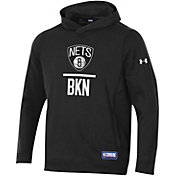 Under Armour Men's Brooklyn Nets Lockup Hoodie