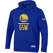 Under Armour Men's Golden State Warriors Lockup Hoodie