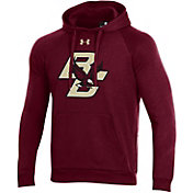 Under Armour Men's Boston College Eagles Maroon All Day Hoodie