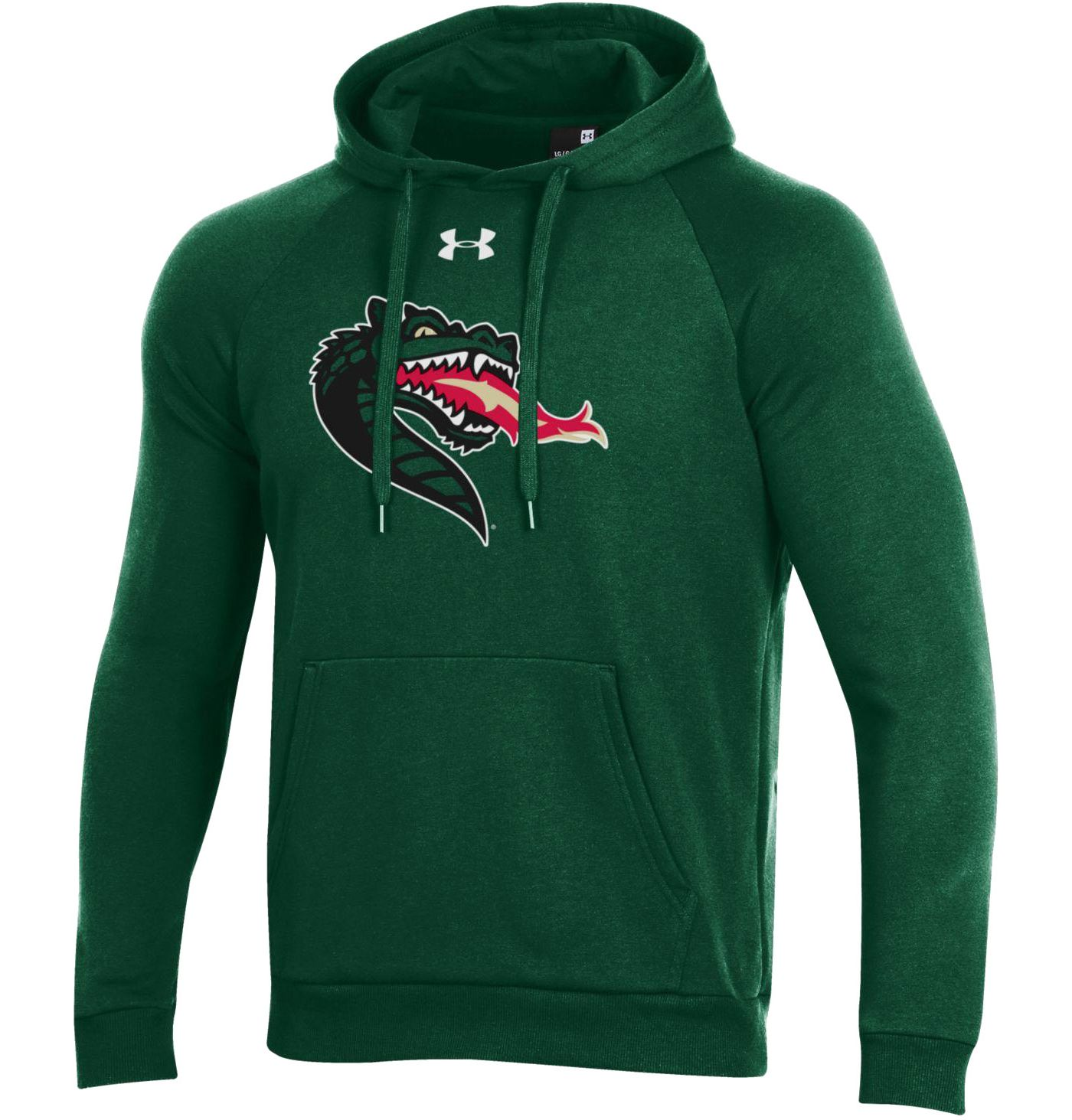 Under Armour Men's UAB Blazers Green All Day Hoodie