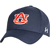 Under Armour Men's Auburn Tigers Blue Adjustable Hat