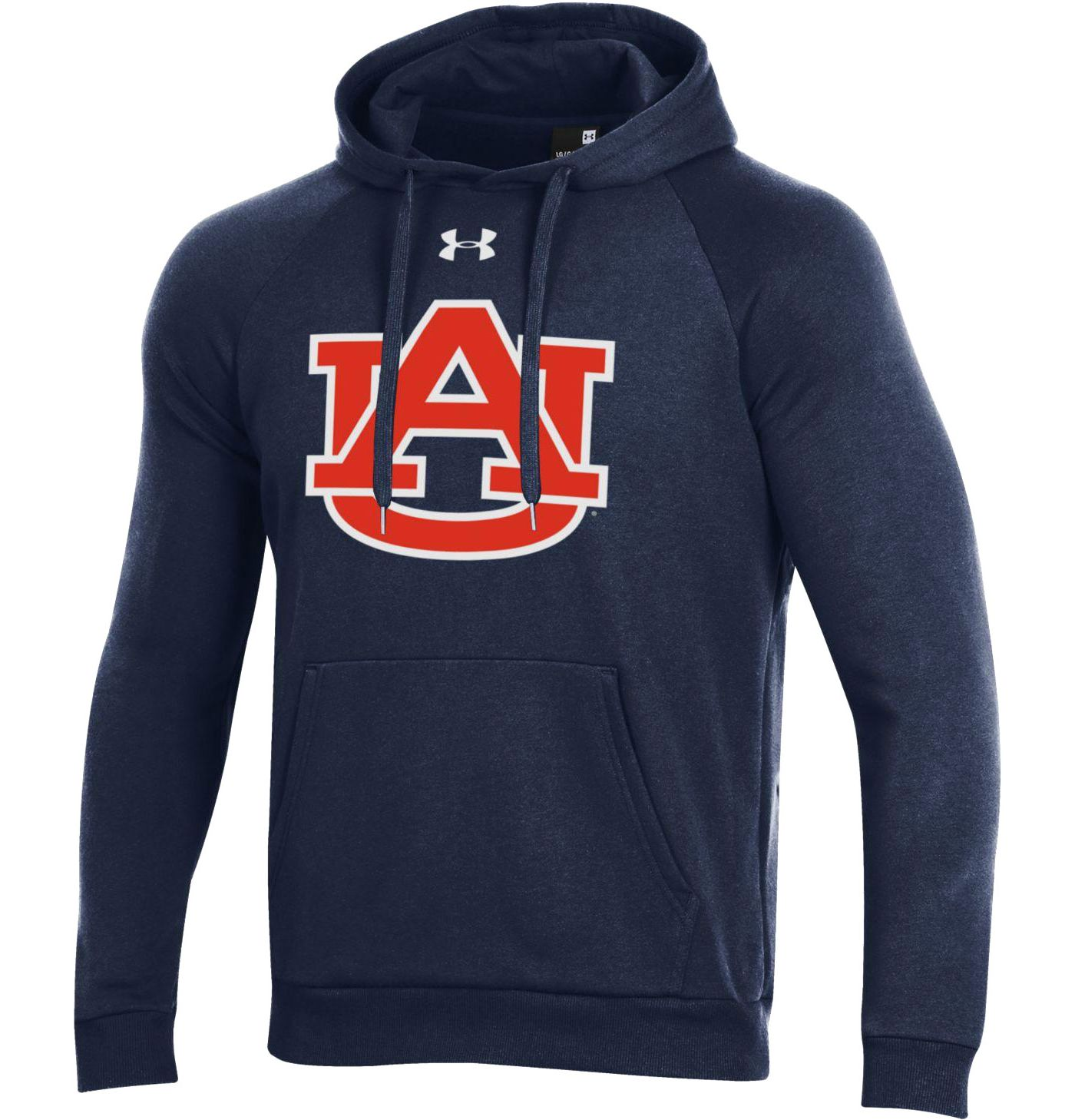Under Armour Men's Auburn Tigers Blue All Day Hoodie