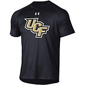 Under Armour Men's UCF Knights Tech Performance Black T-Shirt