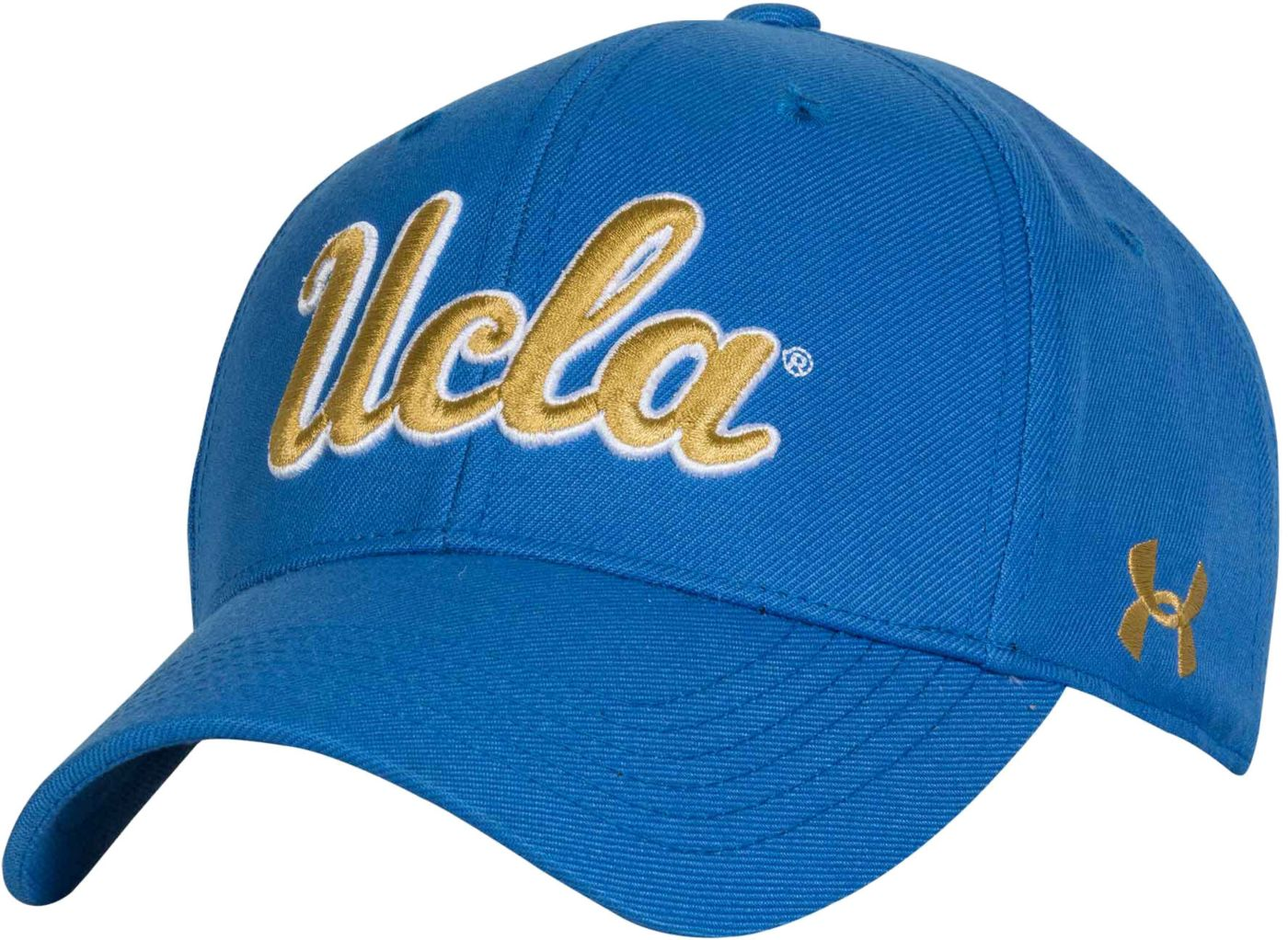 Under Armour Men's UCLA Bruins True Blue Adjustable Hat