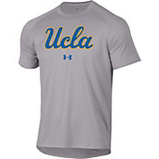 Under Armour Men's UCLA Bruins Grey Tech Performance T-Shirt