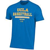 Under Armour Men's UCLA Bruins True Blue Performance Cotton On-Court Basketball T-Shirt