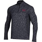 Under Armour Men's Cincinnati Bearcats  Vanish Quarter-Zip Black Shirt
