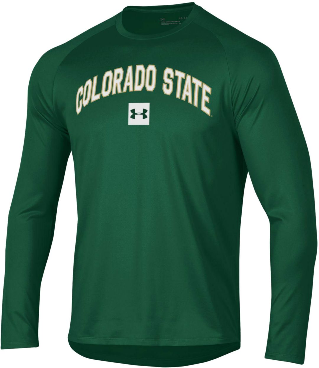 green under armour long sleeve