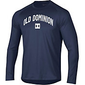 Under Armour Men's Old Dominion Monarchs Blue Long Sleeve Tech Performance T-Shirt
