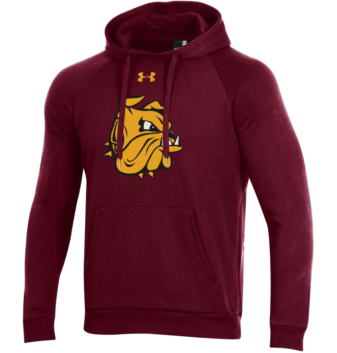 Under Armour Men's Minnesota-Duluth  Bulldogs Maroon All Day Hoodie