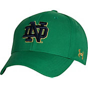 Under Armour Men's Notre Dame Fighting Irish Green Adjustable Hat