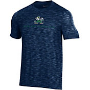 Under Armour Men's Notre Dame Fighting Irish Navy Vanish Performance T-Shirt