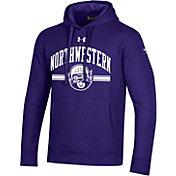 Under Armour Men's Northwestern Wildcats Purple Original Pullover Hoodie