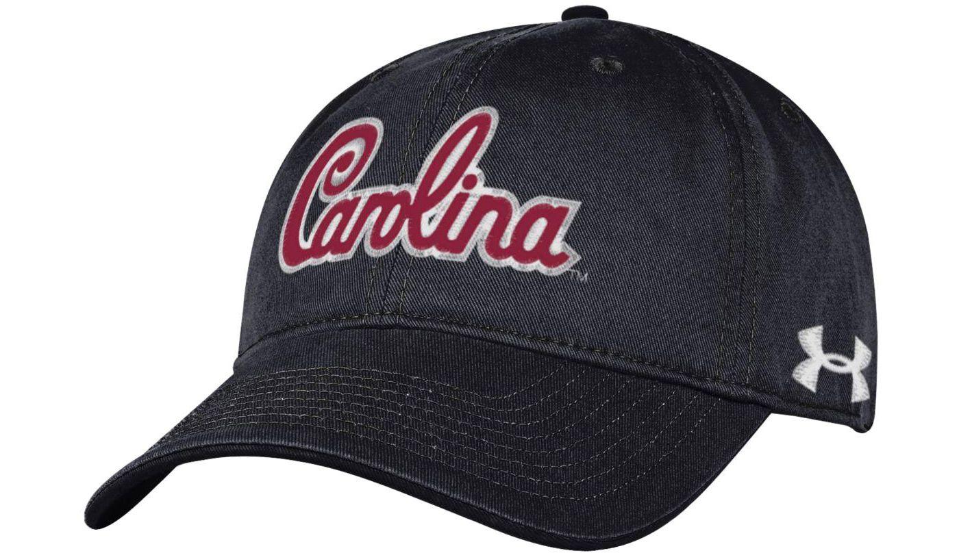 Under Armour Men's South Carolina Gamecocks 'CFB150' Spectator Game Black Hat