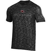 Under Armour Men's South Carolina Gamecocks Vanish Performance Black T-Shirt