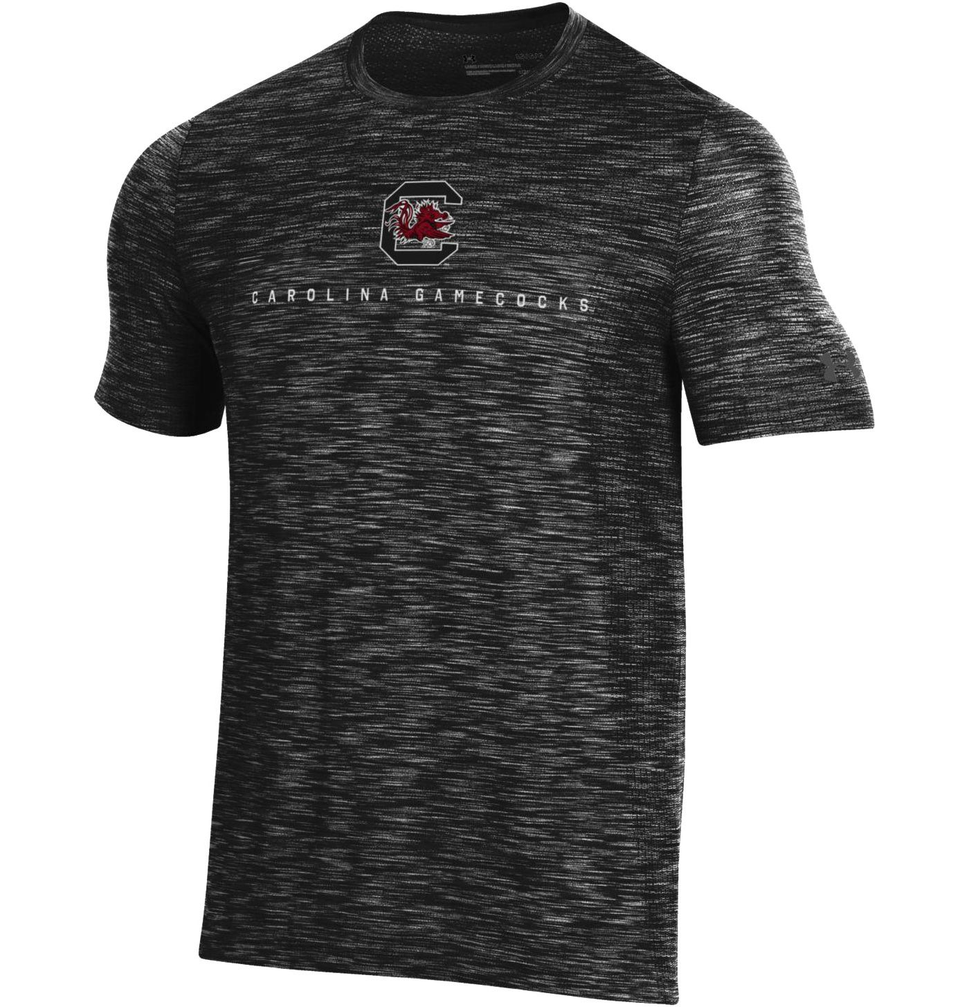 Under Armour Men's South Carolina Gamecocks Vanish Performance Black T-Shirt