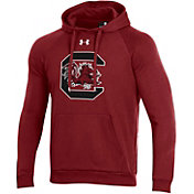 Under Armour Men's South Carolina Gamecocks Garnet All Day Hoodie