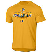 Under Armour Men's South Dakota State Jackrabbits Gold Tech Performance T-Shirt