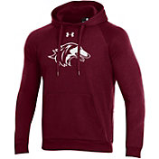 Under Armour Men's Southern Illinois  Salukis Maroon All Day Hoodie