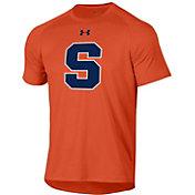 Under Armour Men's Syracuse Orange Orange Tech Performance T-Shirt