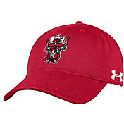 Under Armour Men's Texas Tech Red Raiders Red 'CFB150' Spectator Game Hat