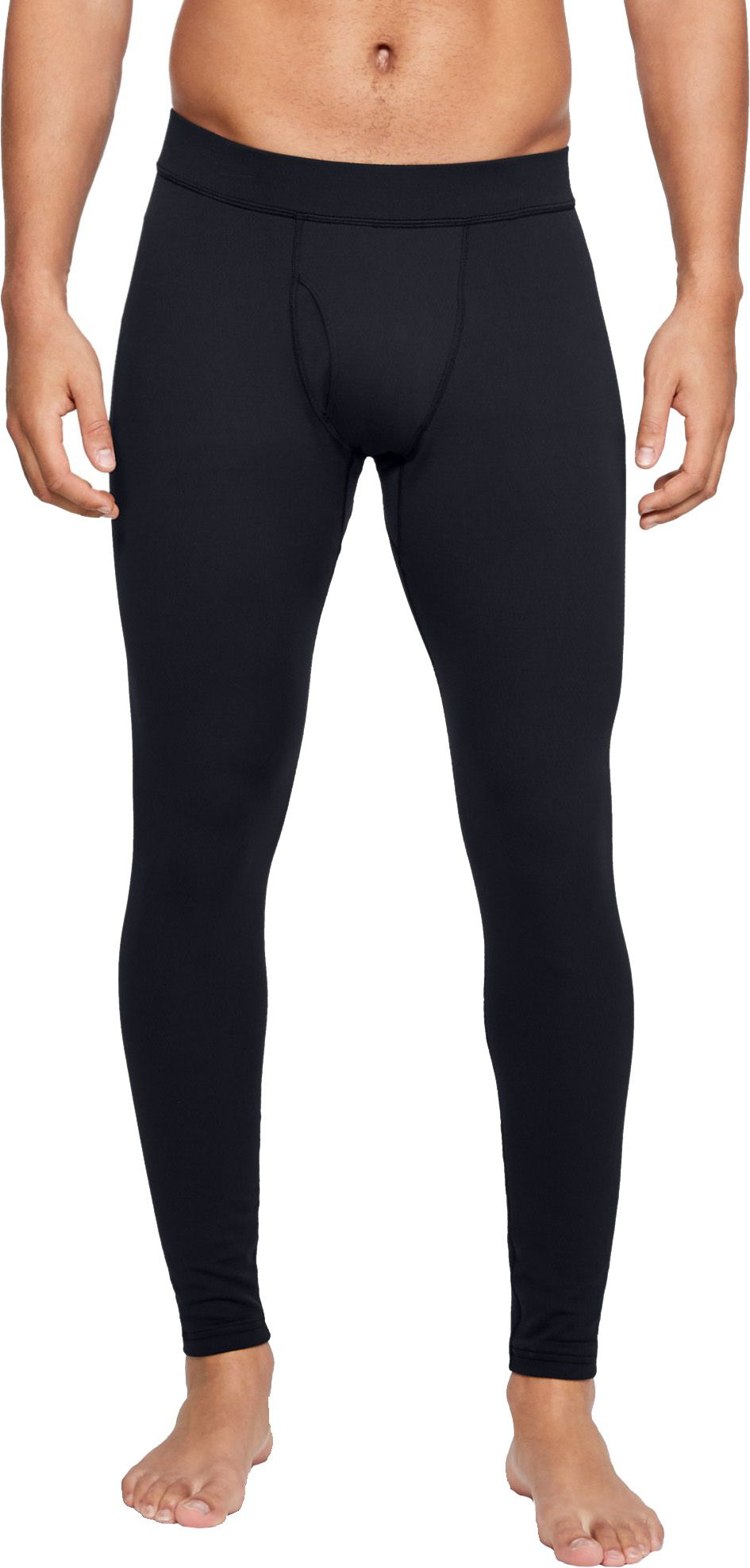 Under Armour Men's Packaged Base 2.0 Baselayer Leggings (Regular and Big & Tall), Size: Small, Black