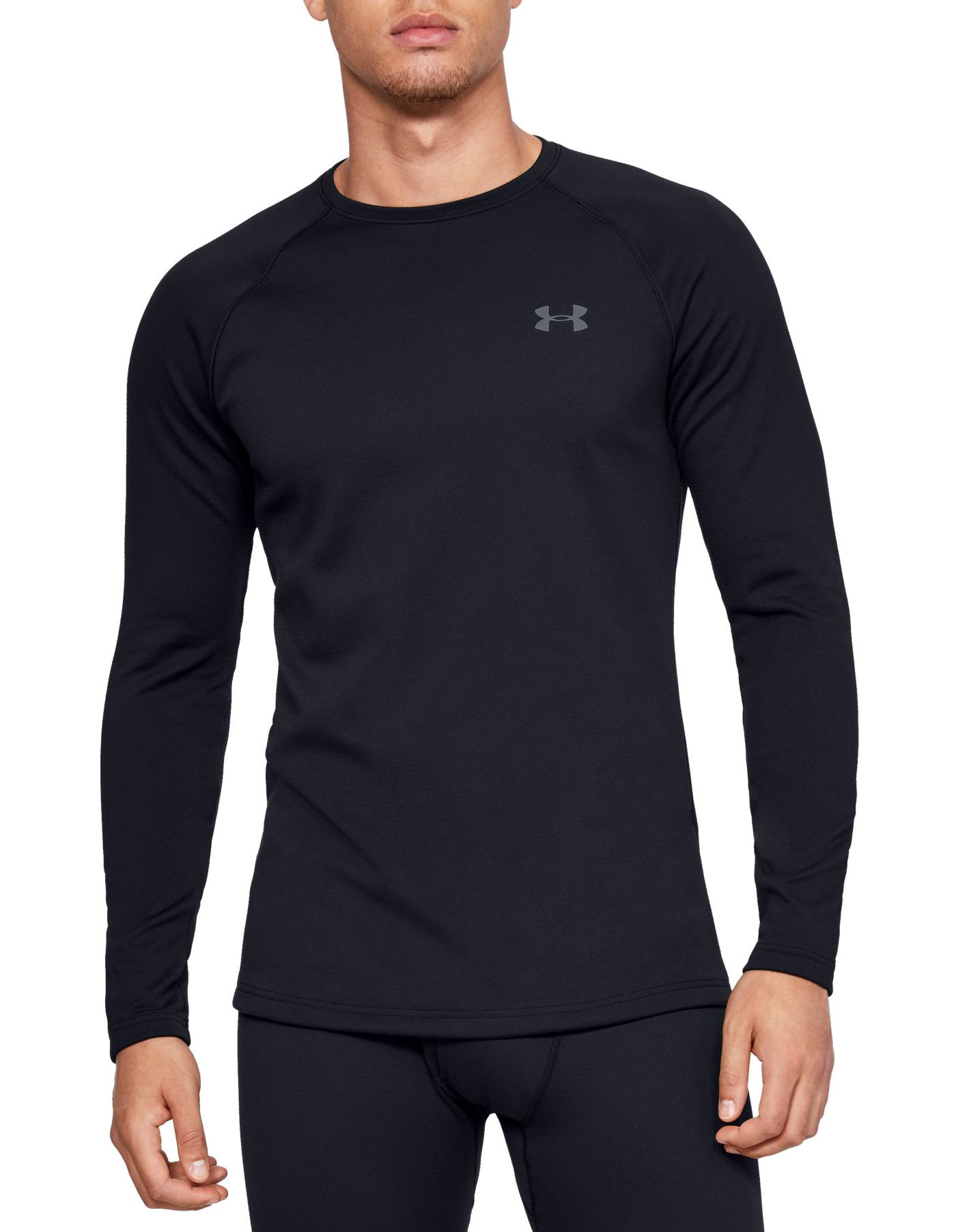 Under Armour Men's Packaged Base 3.0 Crewneck Baselayer (Regular and Big & Tall)