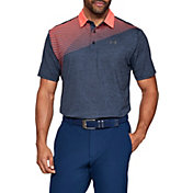 Under Armour Men's Playoff 2.0 Backswing Golf Polo