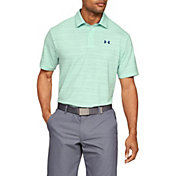 Under Armour Men's Playoff Laser Golf Polo