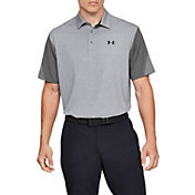 Under Armour Men's Playoff 2.0 Striped Sleeve Golf Polo