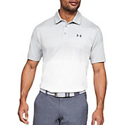 Under Armour Men's Playoff 2.0 Ombre Stripe Golf Polo