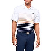 Under Armour Men's Playoff 2.0 Stripe Golf Polo