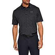 Under Armour Men's Playoff 2.0 Tour Stripe Golf Polo