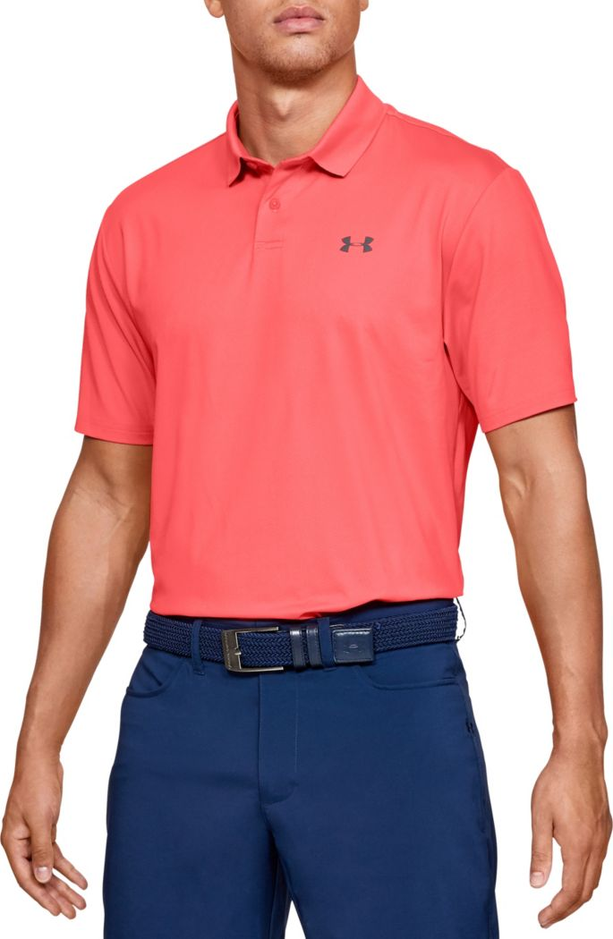 99977a20e Under Armour Men's Performance 2.0 Golf Polo | Golf Galaxy
