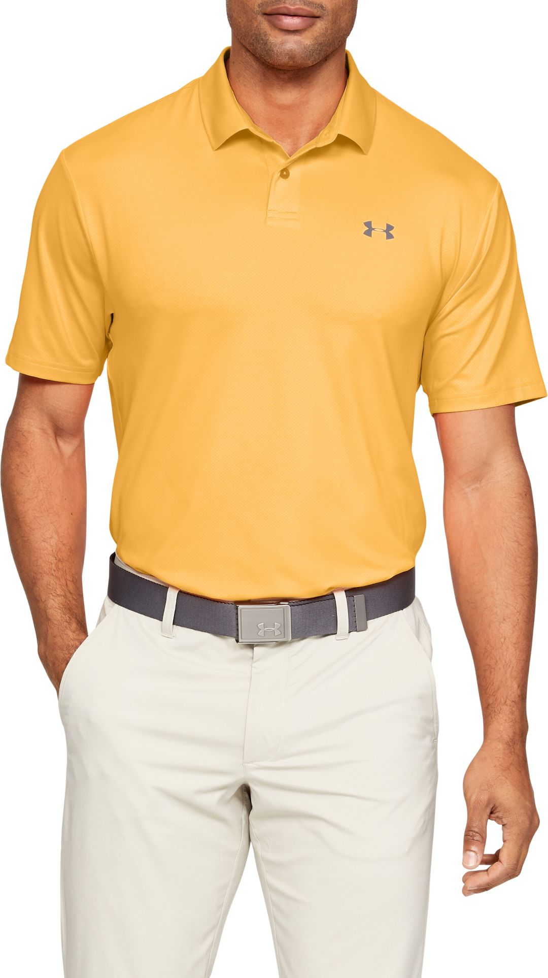 7e49aaca7c Under Armour Men's Performance 2.0 Golf Polo