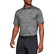 Under Armour Men's Performance 2.0 Heather Golf Polo