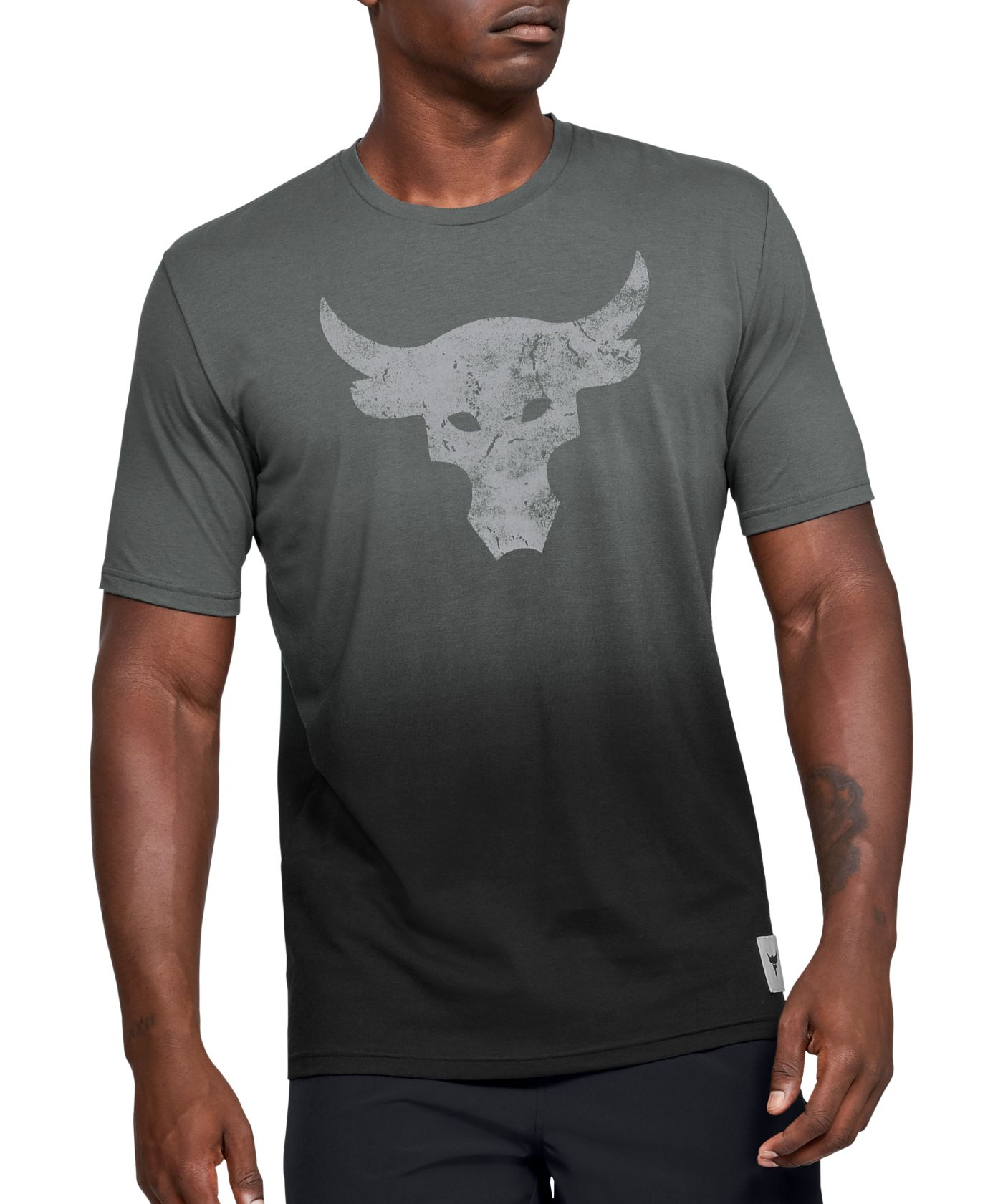 Under Armour Men's Project Rock Brahma Bull Graphic T-Shirt