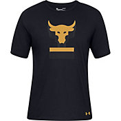 Under Armour Men's Project Rock Above The Bar Graphic T-Shirt