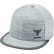 651c69d0 Product Image · Under Armour Men's Project Rock Flat Brim Snapback Hat