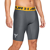 Under Armour Men's Project Rock HeatGear Armour Compression Shorts