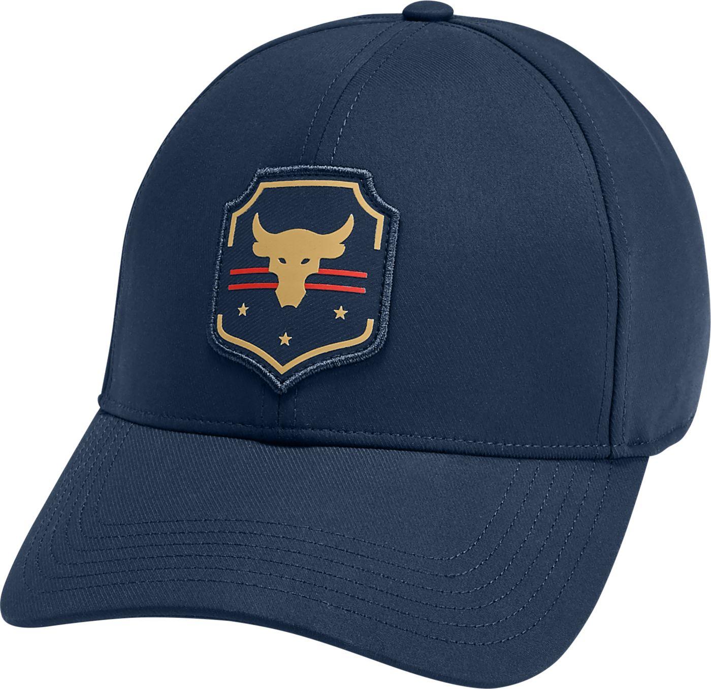 Under Armour Men's Project Rock STR Hat