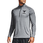 Under Armour Men's Project Rock Tech ½ Zip Long Sleeve Shirt