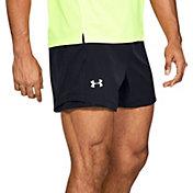 Under Armour Men's Qualifier Speedpocket 5'' Running Shorts