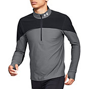 Under Armour Men's Qualifier ½ Zip Running Long Sleeve Shirt (Regular and Big & Tall)