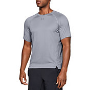 Under Armour Men's Qualifier HexDelta T-Shirt (Regular and Big & Tall)