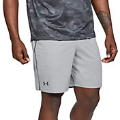 Under Armour Men's Qualifier Printed Shorts (Regular and Big & Tall)
