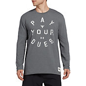 Under Armour Men's Project Rock Pay Your Dues Graphic Long Sleeve Shirt